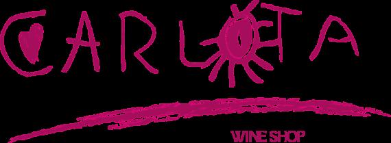 logo carlota wine shop